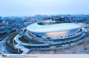 Soongeui Arena Park Stadium 01