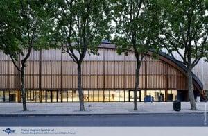 Marius Regnier Sports Hall 06