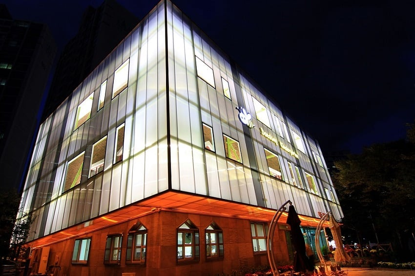 The shift towards translucent facade for energy efficiency