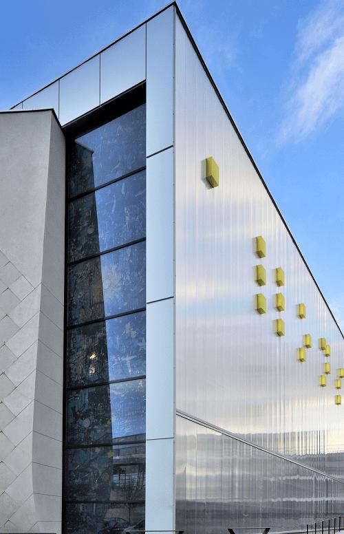 Sistema de fachadas archives danpal - Fachadas de cristal ...