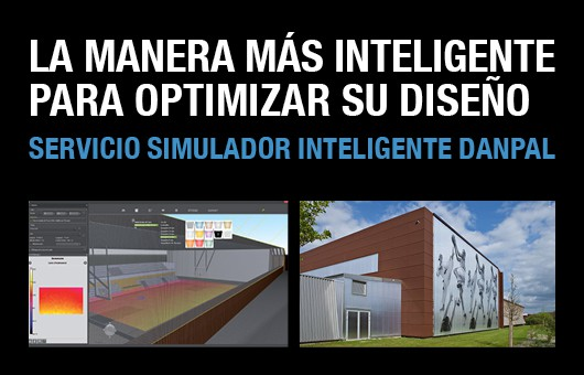 simulador inteligente danpal