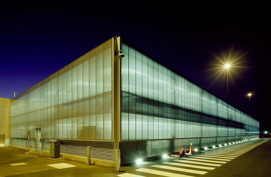 Curtain Wall Systems By Danpal