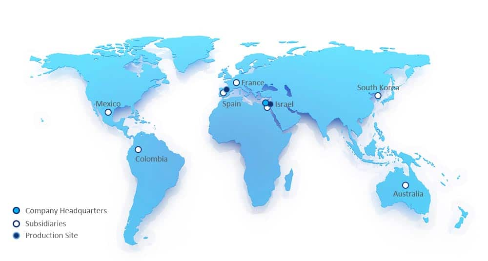 danpal map
