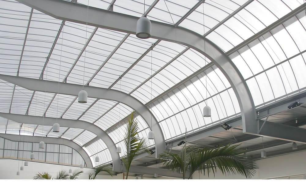 cubiertas arquitect nicas para controlar la luz