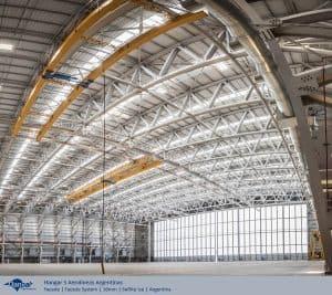 Hangar 5 Aerolineas Argentinas2