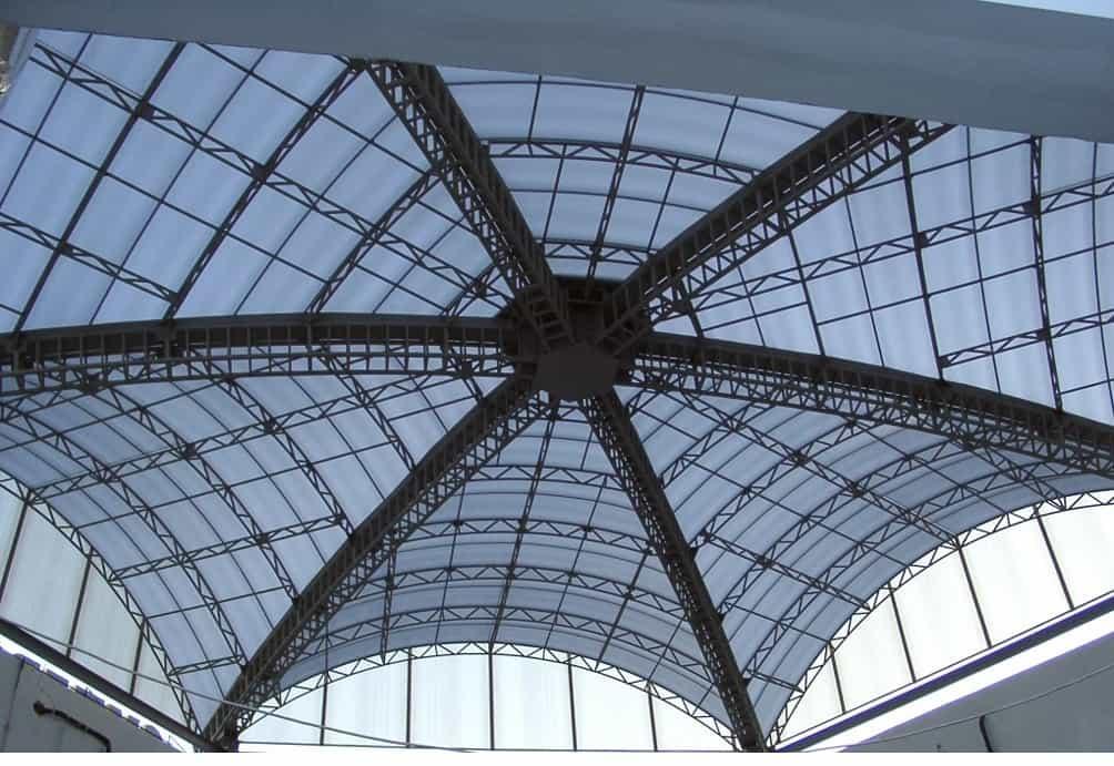 Cuatro tipos de cubiertas arquitectónicas