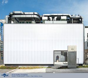 Arcne Studio Chungdam Korea