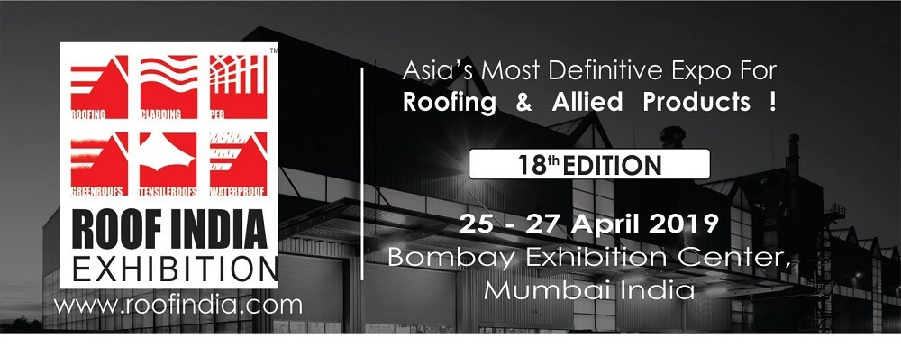 Danpal to Attend Roof India 2019