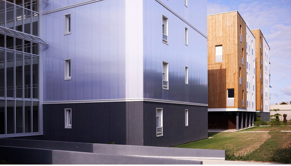 Rainscreen Cladding Protects A Building, Inside And Out